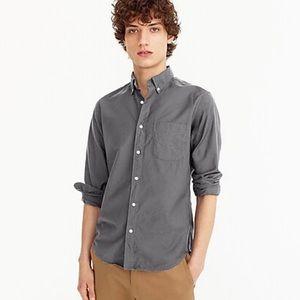 J. Crew Pima Cotton Oxford Stretch Shirt G3341